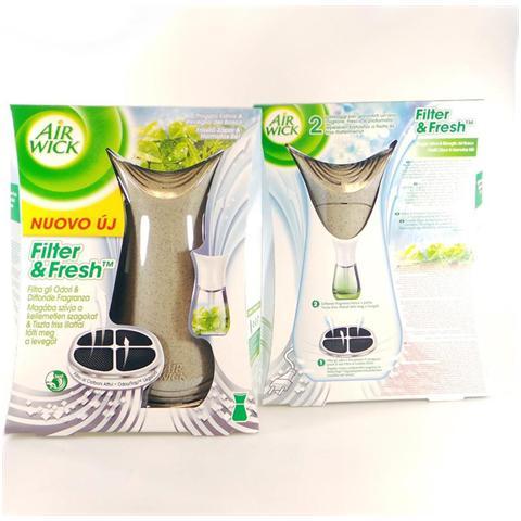 Air Wick Filter&fresh Kit Completo Pioggia Estiva