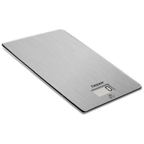 Bilancia Da Cucina Elettronica Digitale 5kg Funzione Touch Piatto In Acciao