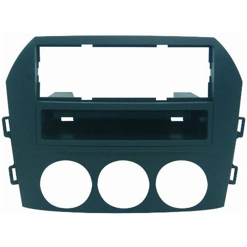 Phonocar Adattatore autoradio 03530 Kit di fissaggio per autoradio 2DIN-ISO Mazda MX5-Miata