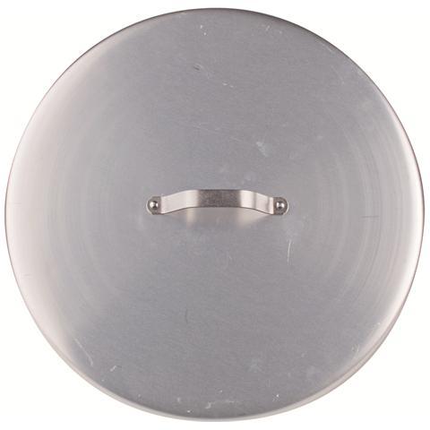 Coperchio per Casseruola a 2 Spicchi Diametro 38 cm - Linea Alluminio 3 mm