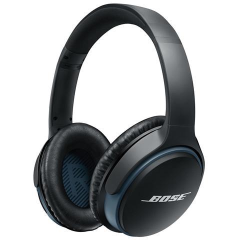 BOSE Cuffie Soundlink Around Ear serie II Wireless Bluetooth colore Nero