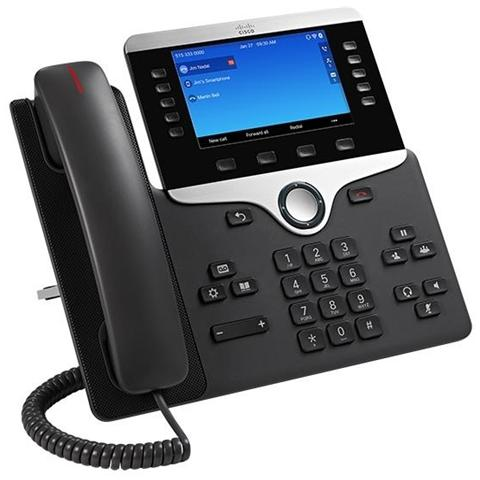 Image of Cisco Ip Phone 8841 For 3rd Party Call Control In