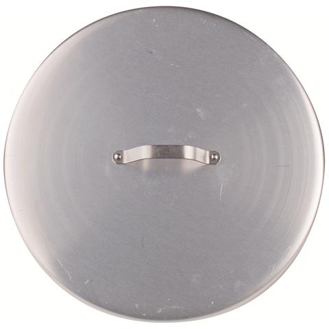 Coperchio per Casseruola a 2 Spicchi Diametro 34 cm - Linea Alluminio 3 mm