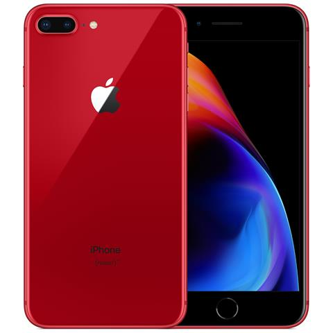[Ricondizionato SILVER] ...iPhone 8 Plus 64GB Rosso .
