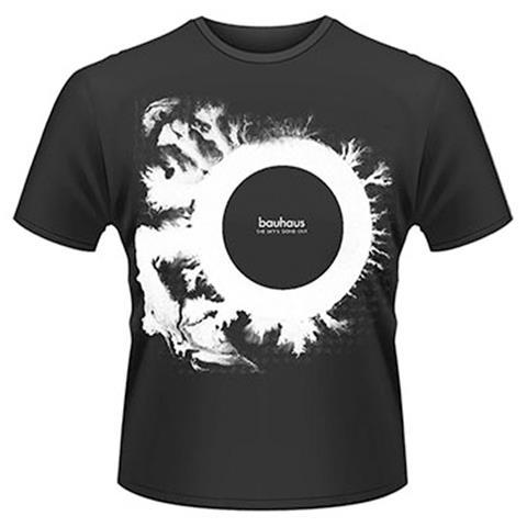 PLASTIC HEAD Bauhaus - The Sky's Gone Out (T-Shirt Unisex Tg. L)