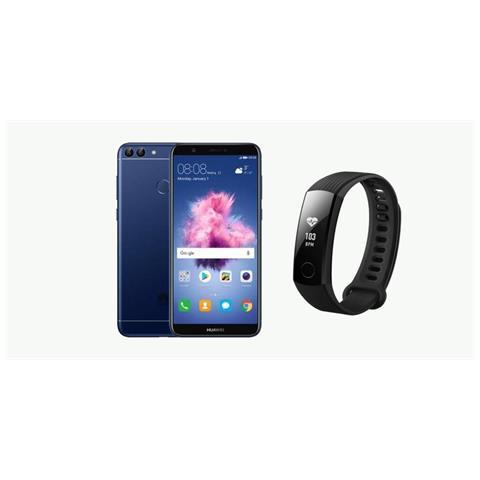 P Smart Blu Display 5.65'' Full HD+ Octa Core Ram 3GB Storage 32GB +Slot MicroSd Wi-fi +4G Fotocamera 13MP Android...