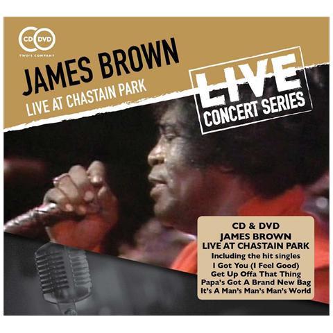 WIENERWORLD James Brown - Live At Chastain Park (Cd+Dvd)