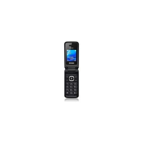 """BRONDI Amico Special Dual Sim colore Nero Senior Phone Display 2.4"""" con Tasti Grandi + SOS Fotocamera - Italia"""