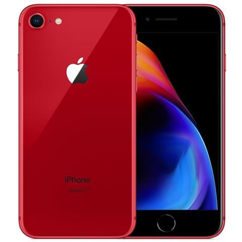 Apple iPhone 8 256GB Rosso (Ricondizionato SILVER)