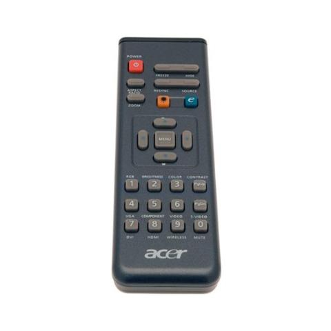 ACER VZ. J8700.001, IR Wireless, Nero, Projector
