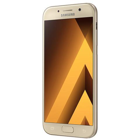 "SAMSUNG Galaxy A5 (2017) Oro 32 GB 4G / LTE Display 5.2"" Full HD Slot Micro SD Fotocamera 16 Mpx Android Italia"