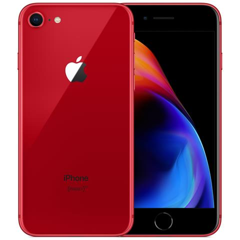 [Ricondizionato SILVER] ...iPhone 8 64GB Rosso.