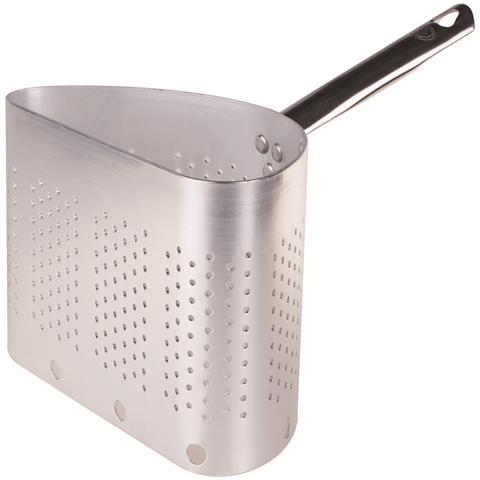 Spicchio Colapasta 1 Manico Diametro 30 cm - Linea Alluminio 3 mm