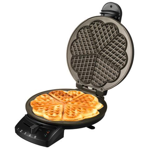 Diamond Macchina per Waffle Potenza 1200 Watt