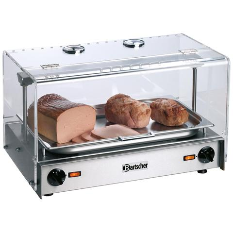 A203095 Vetrina riscaldata per Vasca GN1/1