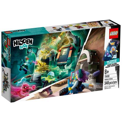 LEGO Hidden Side - La Metropolitana di Newbury