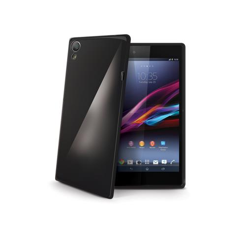 CELLY Tpu Cover For Xperia Z3 Bk