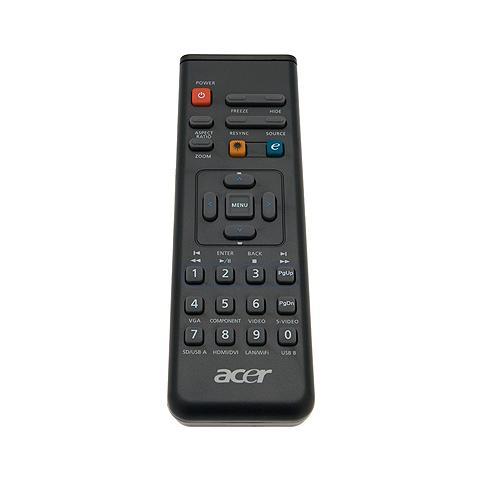 ACER VZ. K1500.001, IR Wireless, Nero, Projector