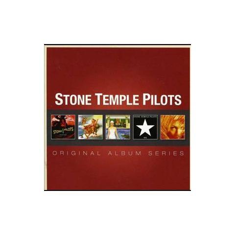 WARNER BROS Cd Stone Temple Pilots - Original Album