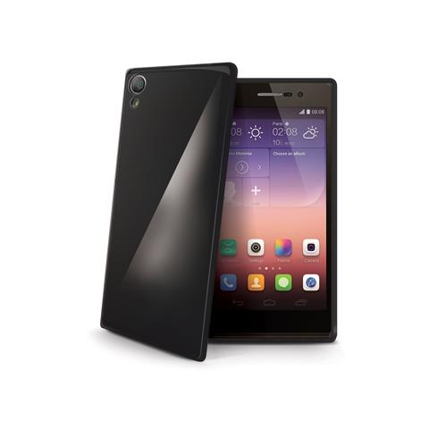 CELLY Tpu Cover For Ascend P8 Bk