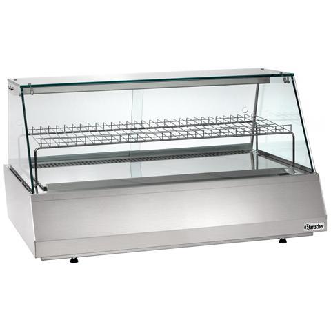 406052 Vetrinetta refrigerata per alimenti 3/1 GN 0,34KW