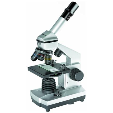Biolux CA 40x-1024x Set microscopio (senza E-oculare)