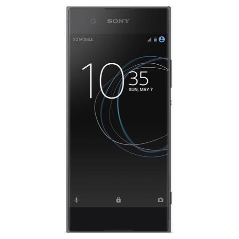 "SONY Xperia XA1 Nero 32 GB 4G/LTE Display 5"" HD Slot Micro SD Fotocamera 23 Mpx Android Italia"
