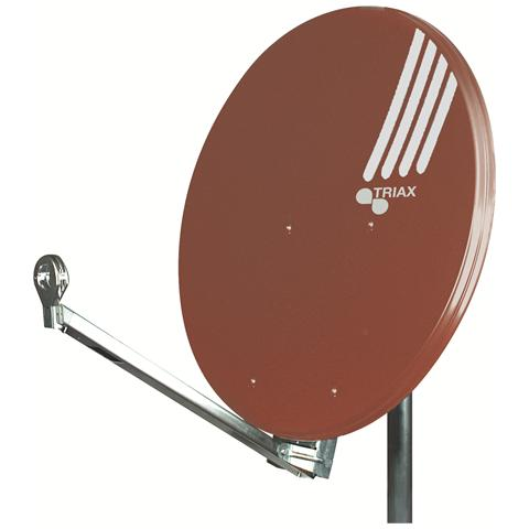 Triax Hit FESAT 65, 10,7 - 12,75 GHz, 15 - 45°, Marrone, Alluminio, 790 x 960 x 210 mm