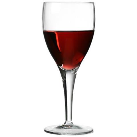 """Bormioli Luigi """"""""michelangelo"""""""" Calici Flûte, vino, acqua, sherry Vetro Sonoro, trasparente 100% Made In Italy - Vino"""