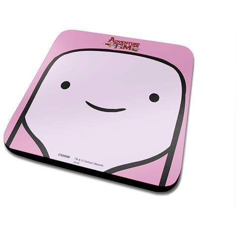 Adventure Time - Princess Bub Face (sottobicchiere)