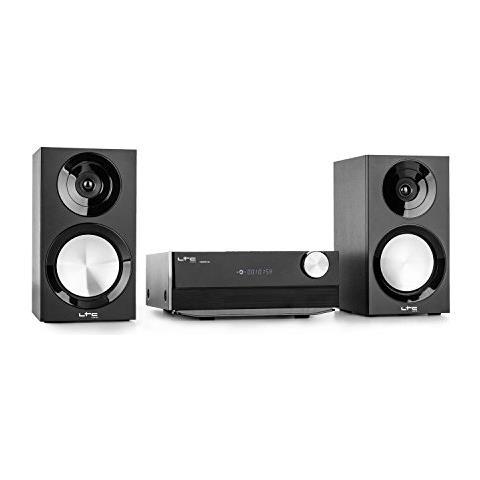 Image of Lotronic CDM90-BL Home audio micro system 40W Nero