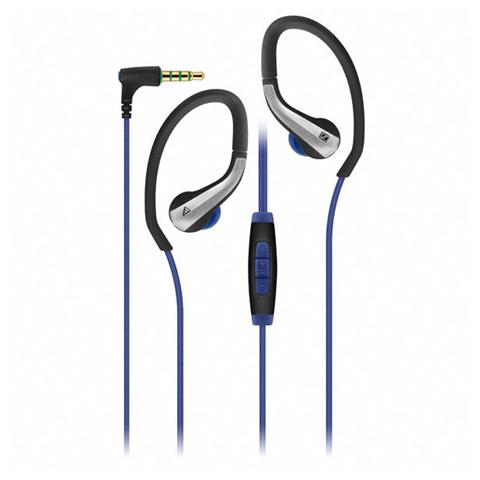 SENNHEISER Microcuffia Sport tipo Earhooks Nero