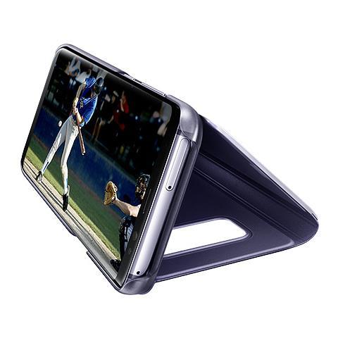 SAMSUNG Custodia Clear View per Samsung Galaxy S8 Colore Viola