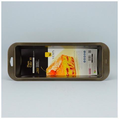Vespa Stampo Plumcake Antiaderente 30 Cm Art 900