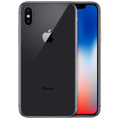 [Ricondizionato SILVER] ...iPhone X 256 GB Grigio Siderale.