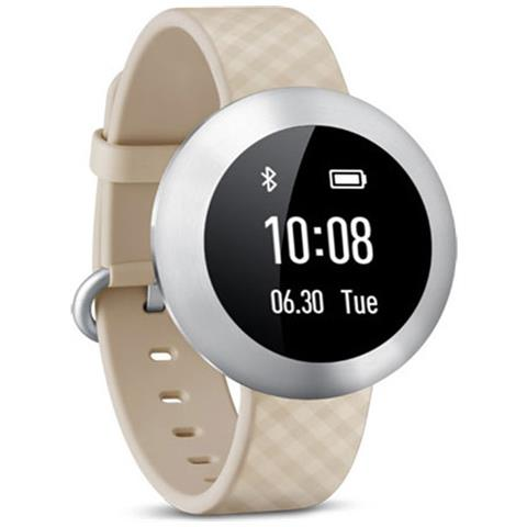 "HUAWEI Smartwatch Honor Z1 Resistente IP68 Display 0.7"" Bluetooth Crema - Italia"