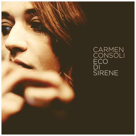 UNIVERSAL Carmen Consoli - Eco Di Sirene (2 Cd)