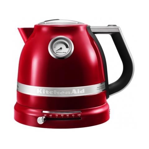 5KEK1522ECA Bollitore Capacità 1.5 Litri Potenza 2400 Watt Colore Rosso