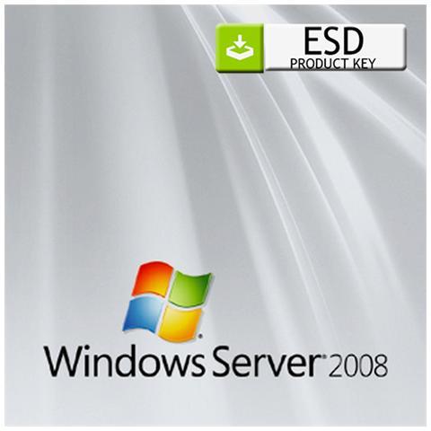 Windows Server 2008 R2 Standard - Esd Version