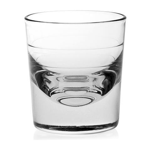6 Bicchieri In Vetro Ontherock Cl18 Tableware