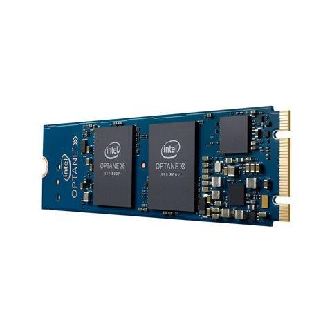 SSD 58 GB Serie Optane 800P M. 2 Interfaccia PCI Express 3.0