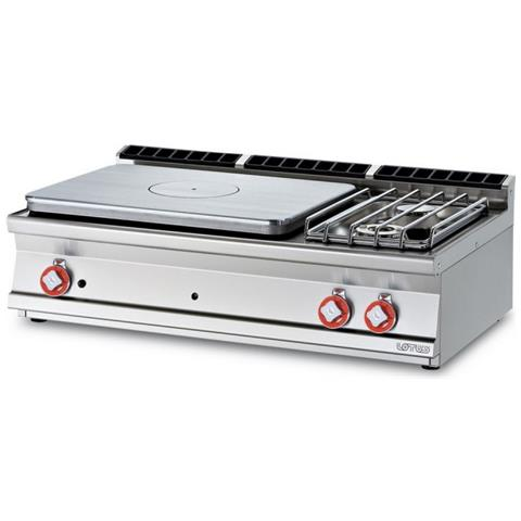 Cucina A Gas Professionale Afp / Tp2t-712gp