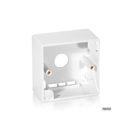 EQUIP 760302 Bianco cassetta di scarico