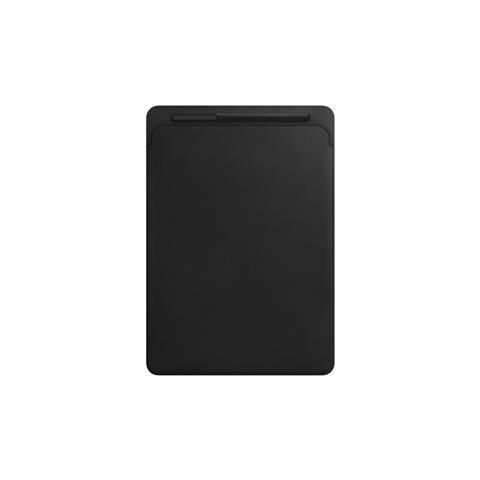 iPad Pro 12.9 Cuoio Sleeve nero