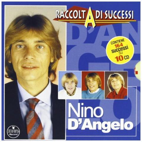 ZEUS RECORD Nino D'Angelo - Raccolta Di Successi (10 Cd)