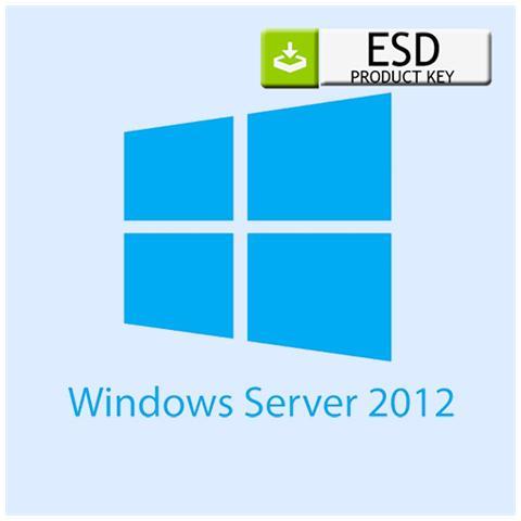 Windows Server 2012 R2 Standard - Esd Version