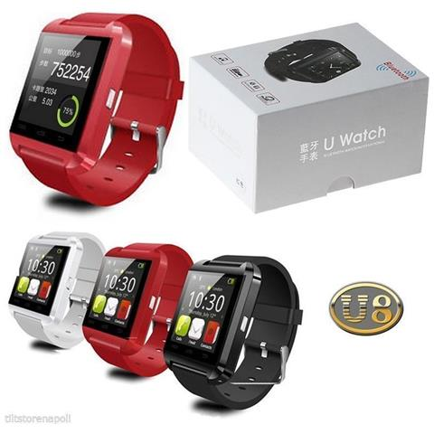 ICT Smart Watch Phone U8 Bluetooth Touchscreen Smartphone Android Ios