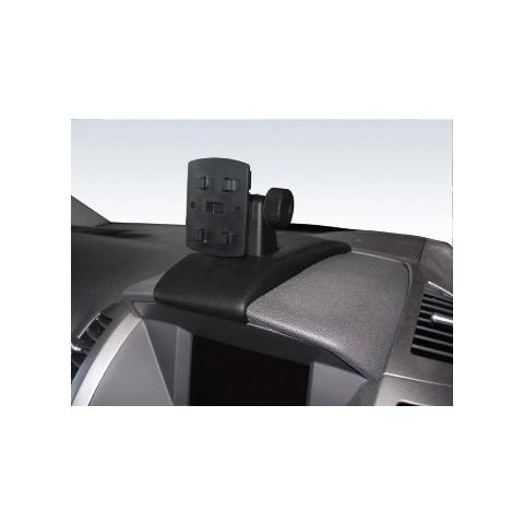 HAMA Navigation Console for Opel Zafira from year of manufacture 07/05 Nero