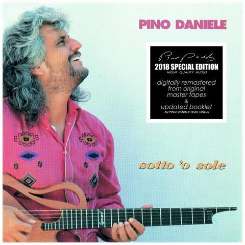 WARNER MUSIC Pino Daniele - Sotto 'O Sole