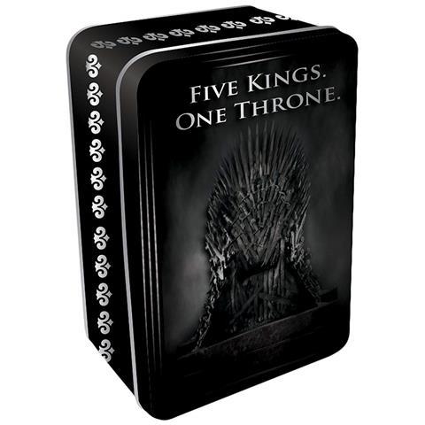 Game Of Thrones - Tin For A King (scatola Metallo)